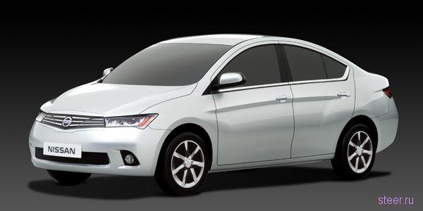 Nissan предложит японцам новый Sunny, построенный на базе модели March (Micra) (фото)