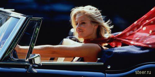 5 типов женщин за рулём (фото)