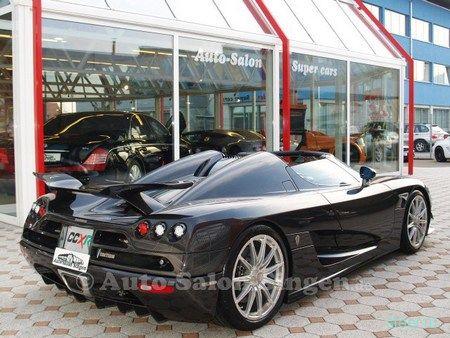 На аукционе в Германии продается редчайший суперкар Koenigsegg CCXR Special Edition (фото)