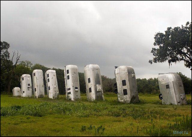 автомобильные скульптуры