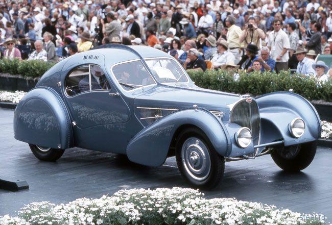 6 самых дорогих в мире антикварных автомобилей (фото)