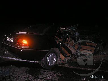 Гендиректор харьковской подземки Сергей Мусеев вчера вечером погиб в автокатастрофе. (фото)