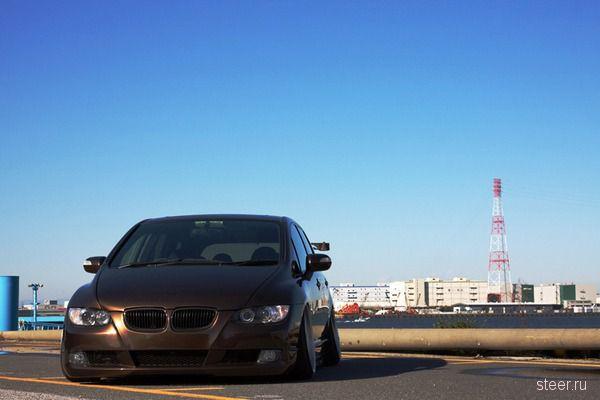 Японские умельцы сделали из Honda Odyssey шикарный минивэн марки BMW (фото)