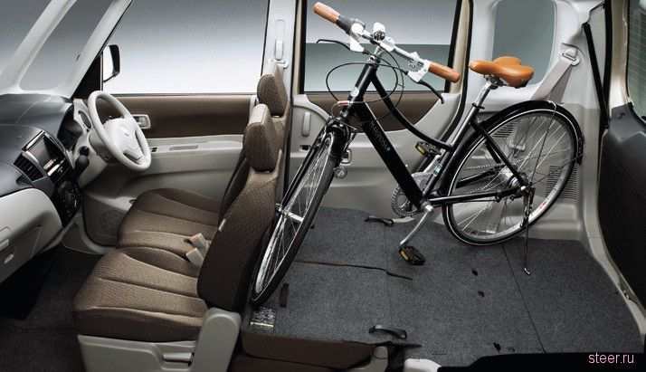 Nissan начинает продажи нового миникара Roox в Японии (фото)
