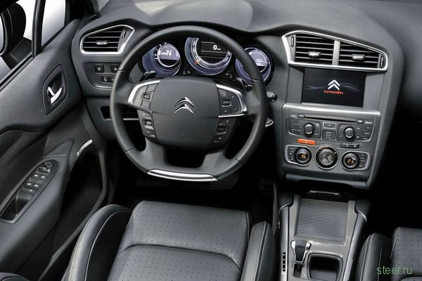 Новый Citroen C4. Официальные фото (фото)