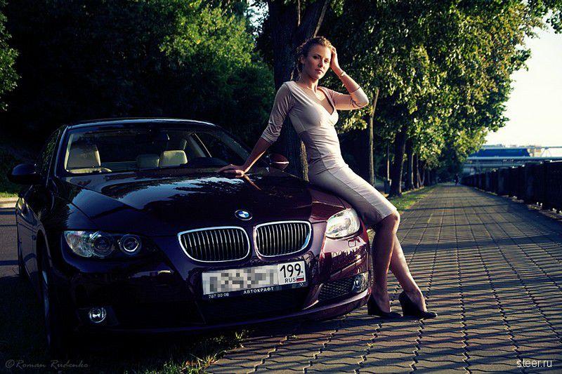 Российские автоледи (часть 12)