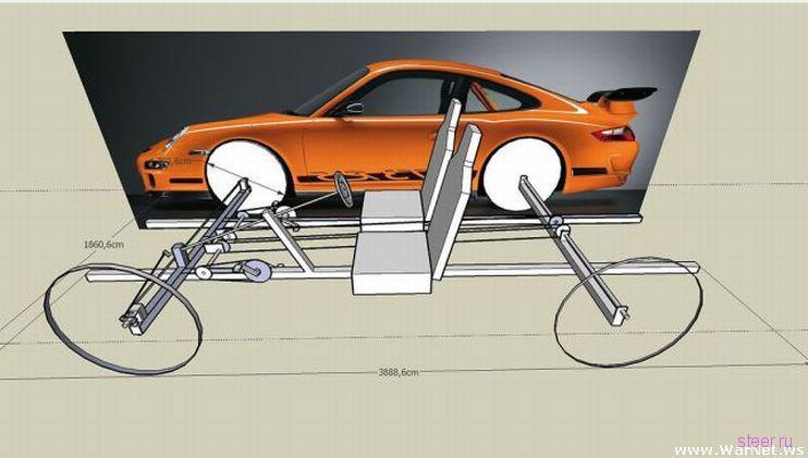 Вело Porsche (фото)