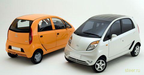Tata Nano: каким будет «сверхбюджетник» для России? (фото)