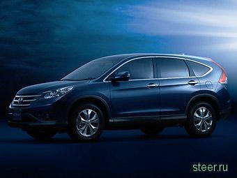 Honda показала внешность CR-V следующего поколения (фото)