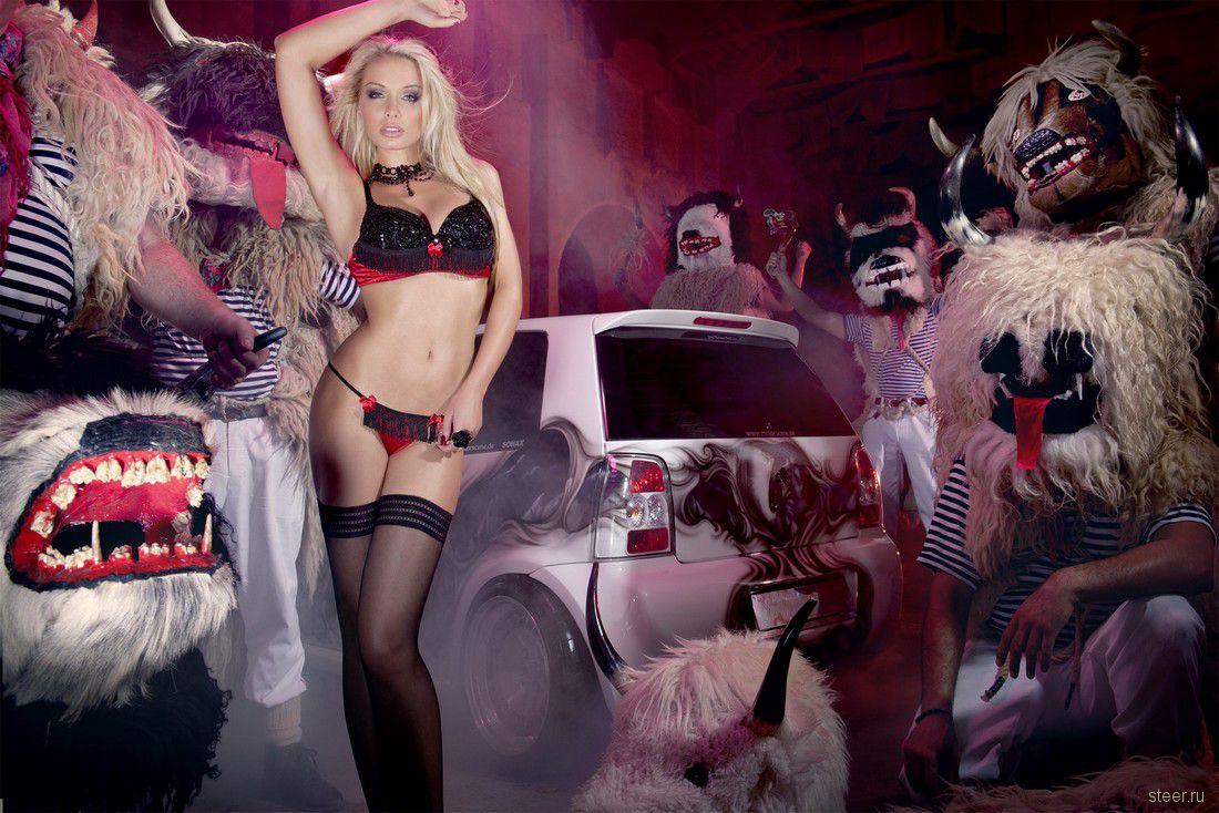 Календарь «Мисс Тюнинг 2012» (фото)